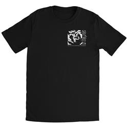 Box Black T-Shirt - $15