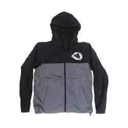 Heart Black/Grey Jacket - $40