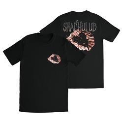 Heart Black T-Shirt - $15