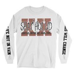 XX White Long Sleeve Shirt – $25