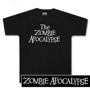 Zombie Apocalypse T-Shirt - $12